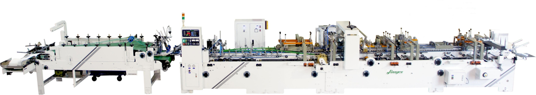 JK-750PC Automatic Folder Gluer Machine